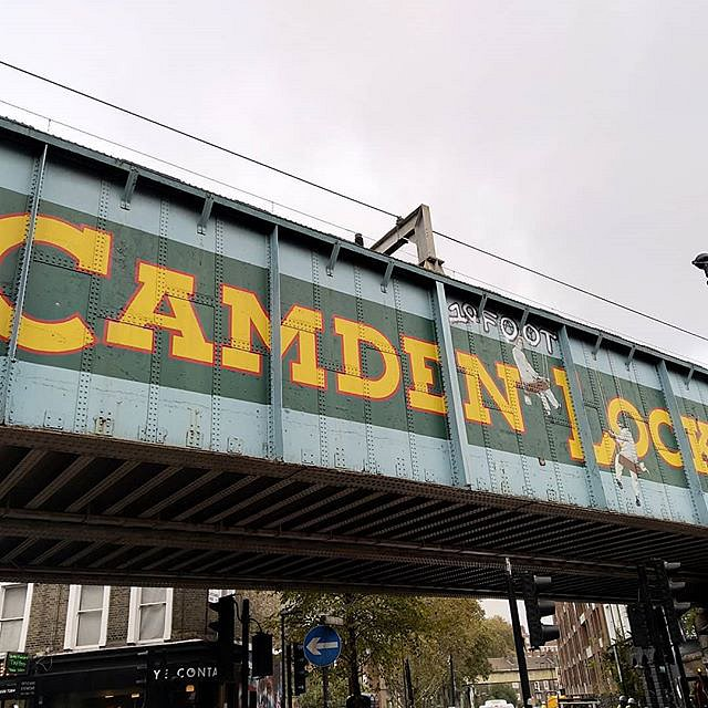Good chicken at camden market. #ji. With thanks to @sortedfood for pointing this place out in one of their videos.